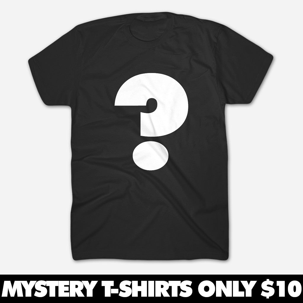 Mystery T-Shirt - Caspian - Hello Merch