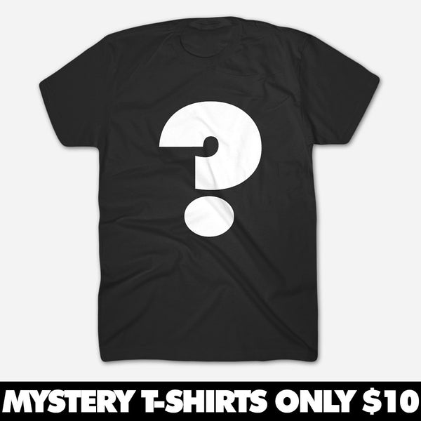 Mystery T-Shirt by Caspian for sale on hellomerch.com