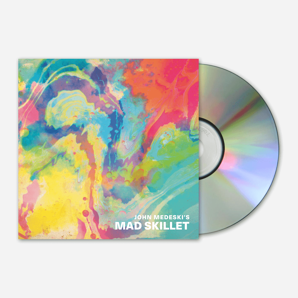 John Medeski's Mad Skillet CD