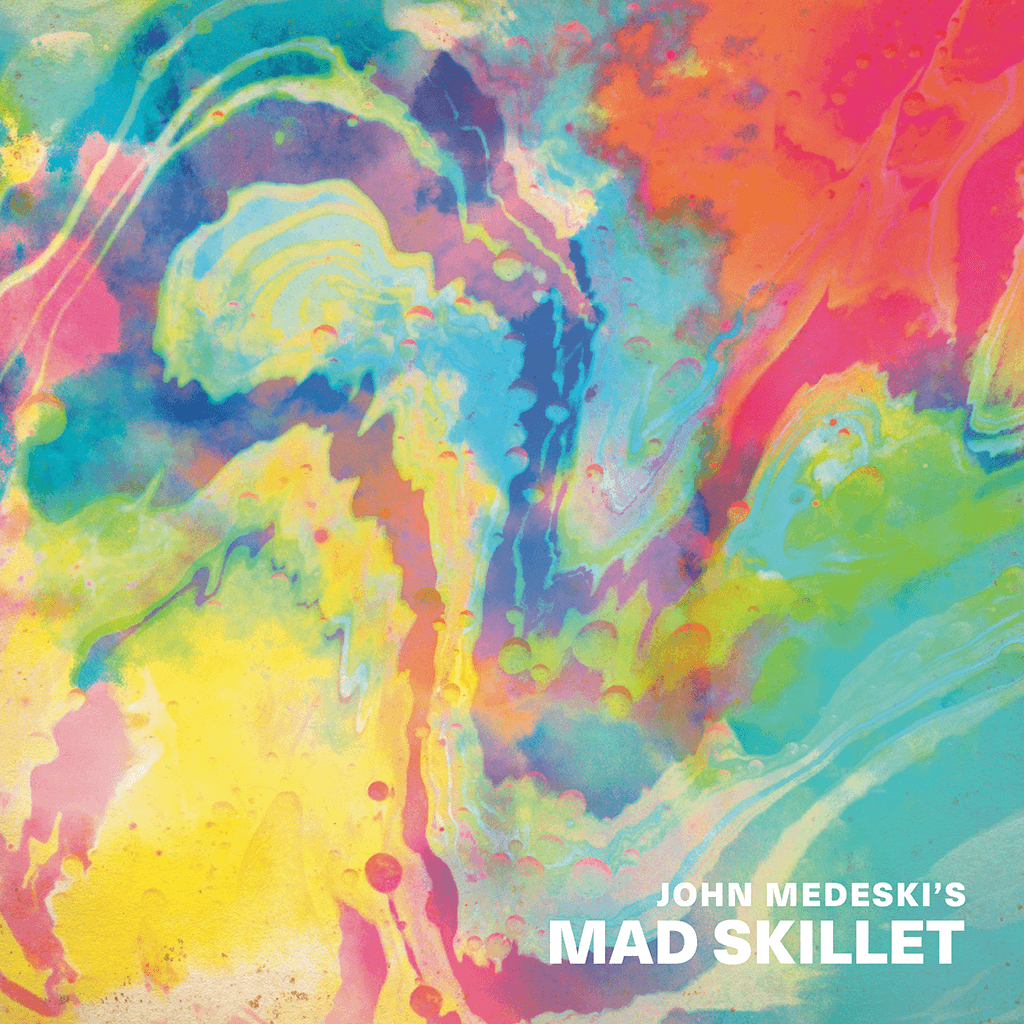 John Medeski's Mad Skillet CD - Medeski Martin & Wood - Hello Merch