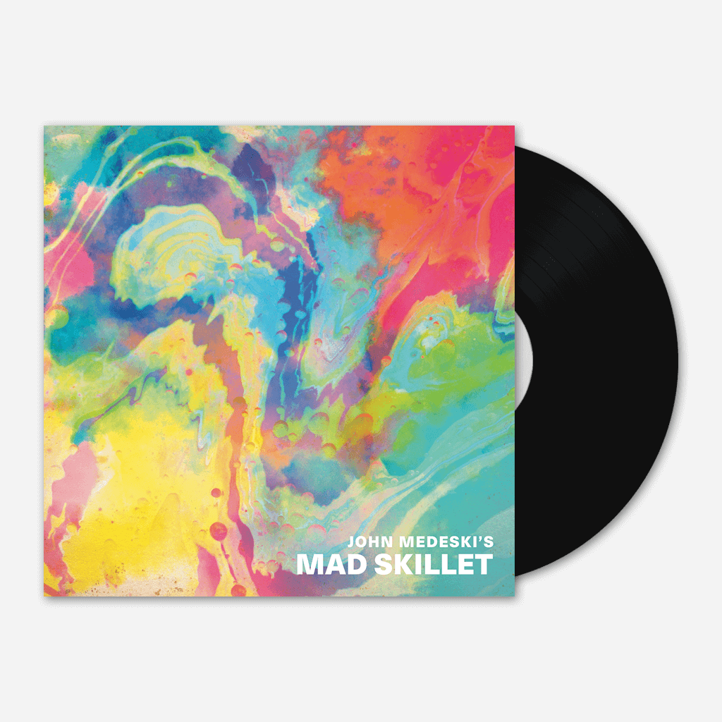 John Medeski's Mad Skillet Vinyl - Medeski Martin & Wood - Hello Merch