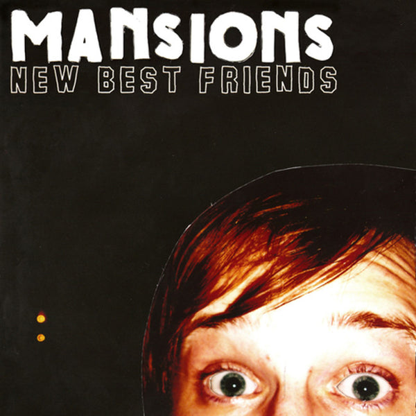 New Best Friends CD by Mansions for sale on hellomerch.com