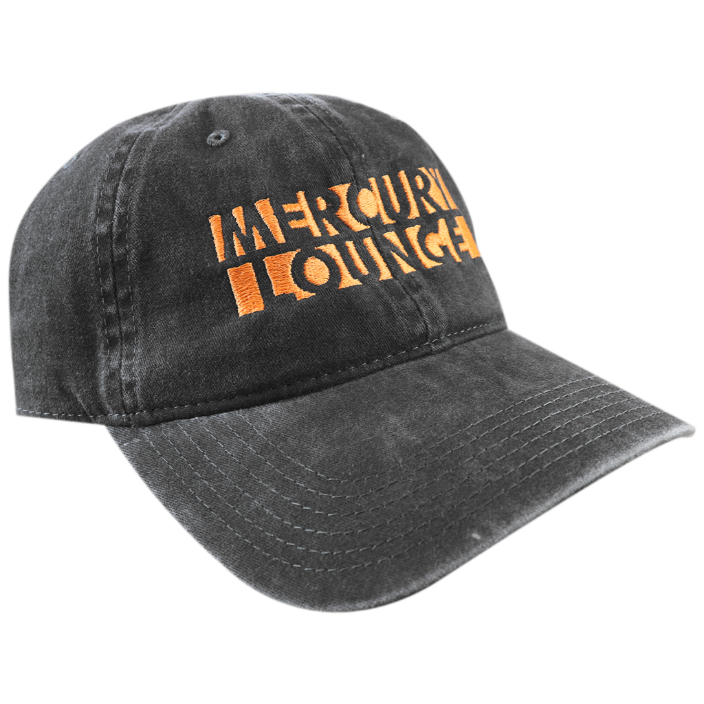 Mercury Lounge Black Dad Hat