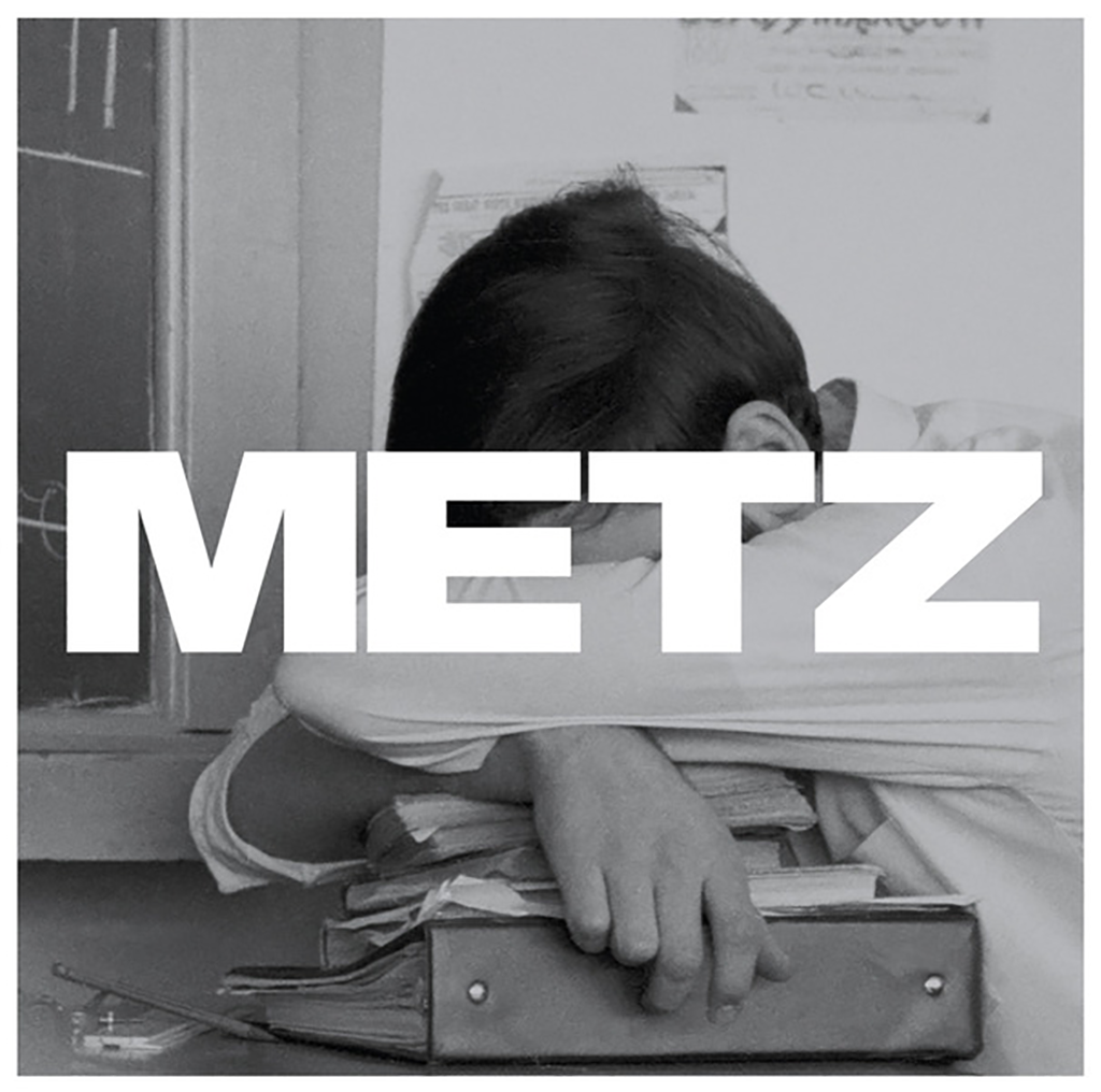 METZ Vinyl - Metz - Hello Merch