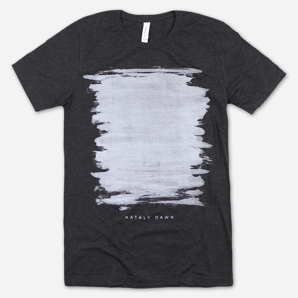 Haze Charcoal Black Tri-Blend