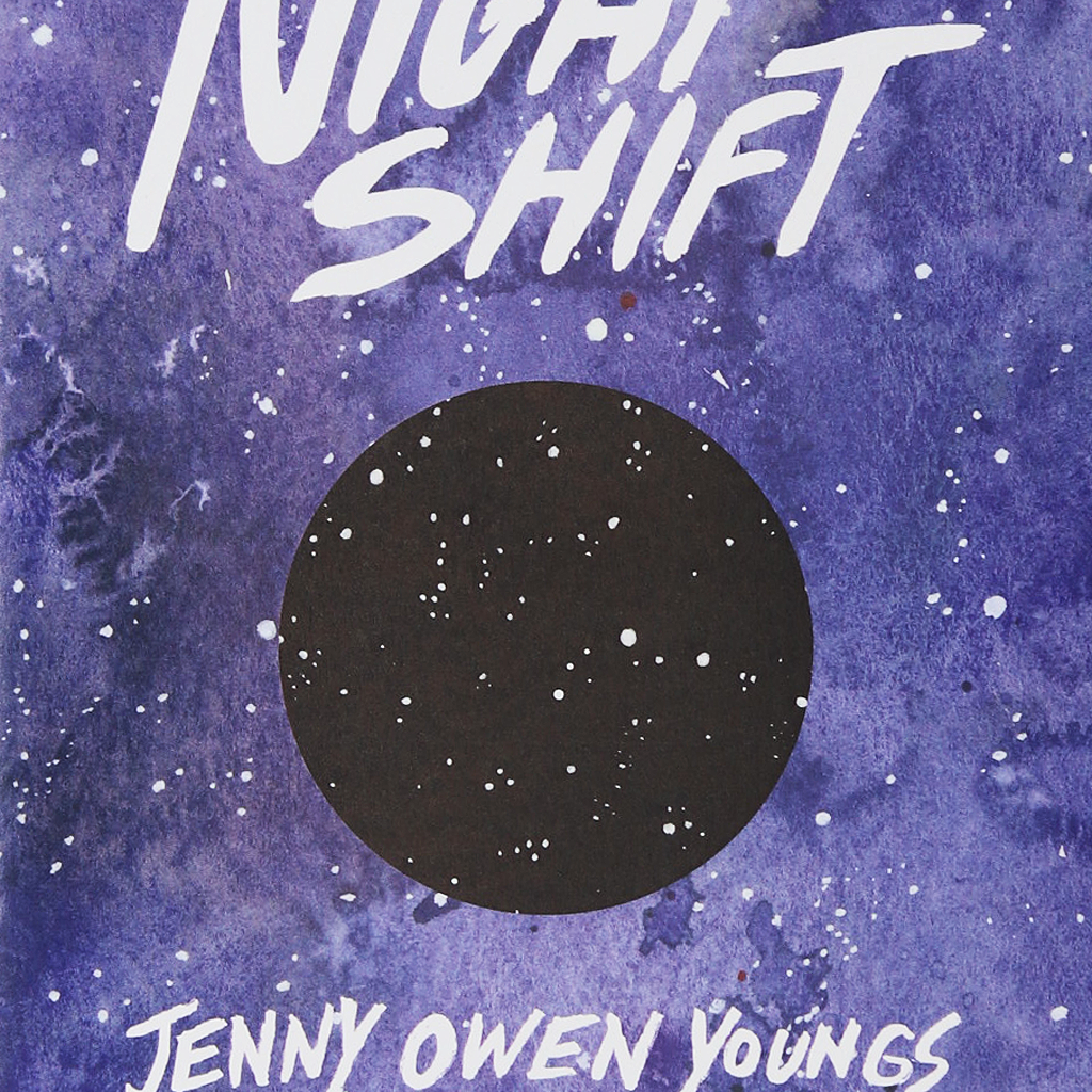 Night Shift Illustrated Companion Lyric Chapbook