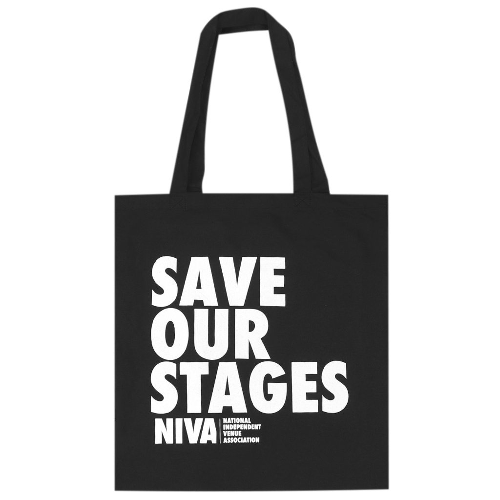 Save Our Stages Tote Bag