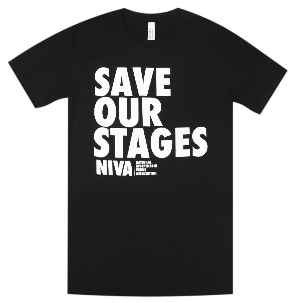 Save Our Stages T-Shirt