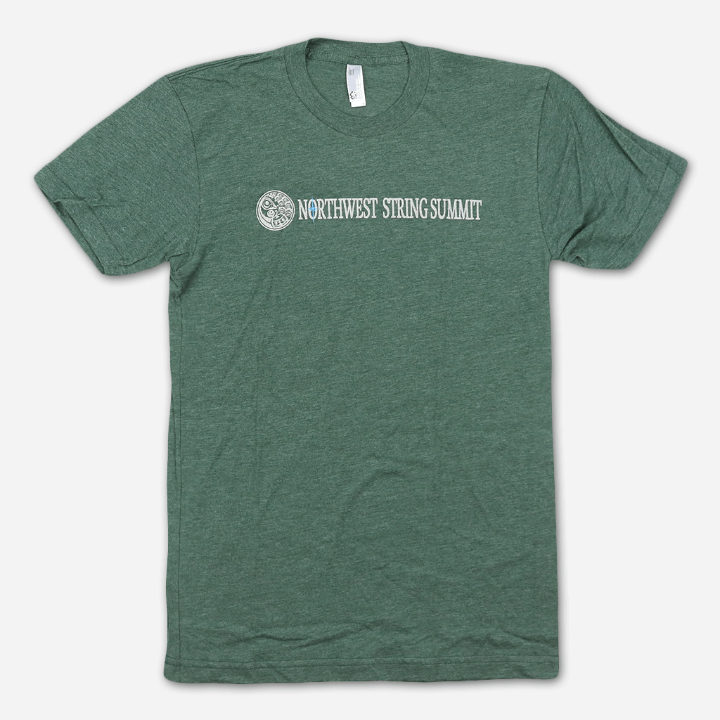 Wordmark Green T-Shirt