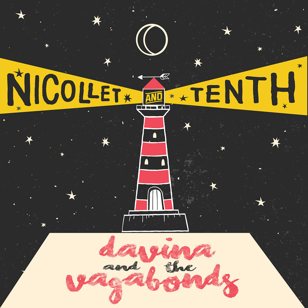 Nicollet and Tenth CD - Davina and The Vagabonds - Hello Merch