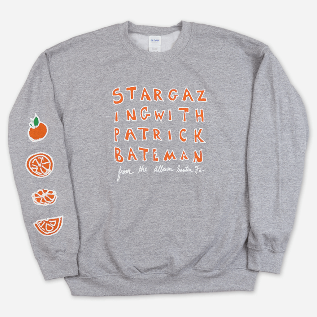 OJ Star Graphite Heather Crewneck Sweatshirt