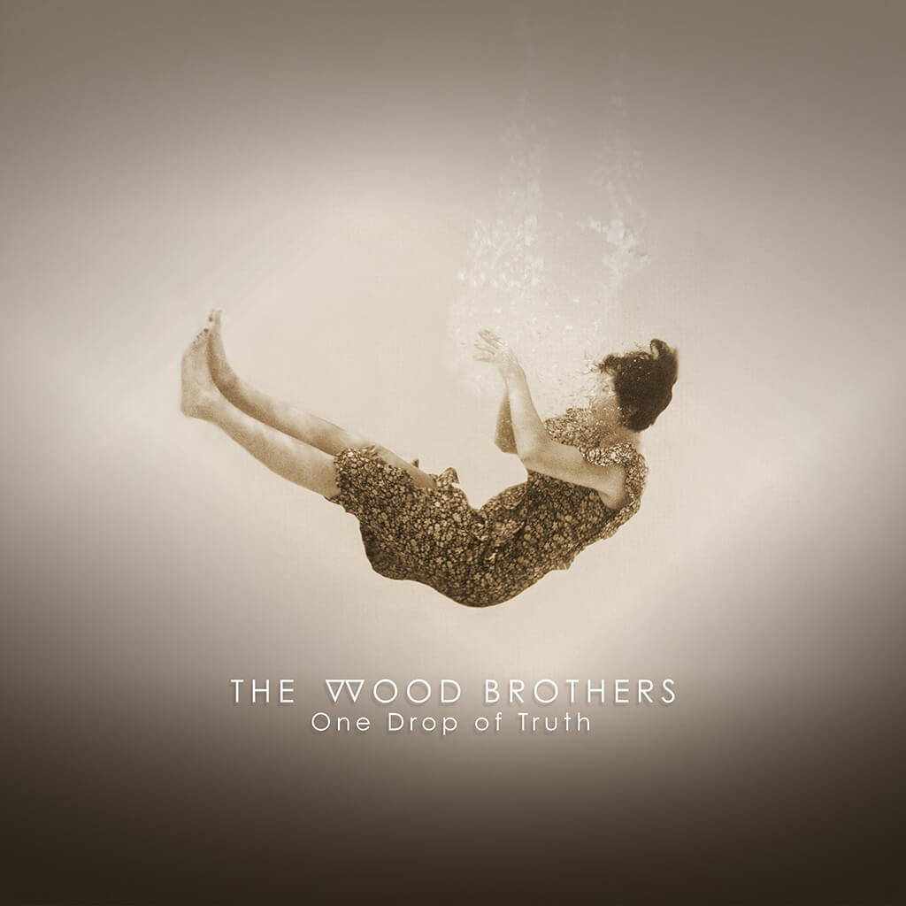 One Drop of Truth CD - The Wood Brothers - Hello Merch