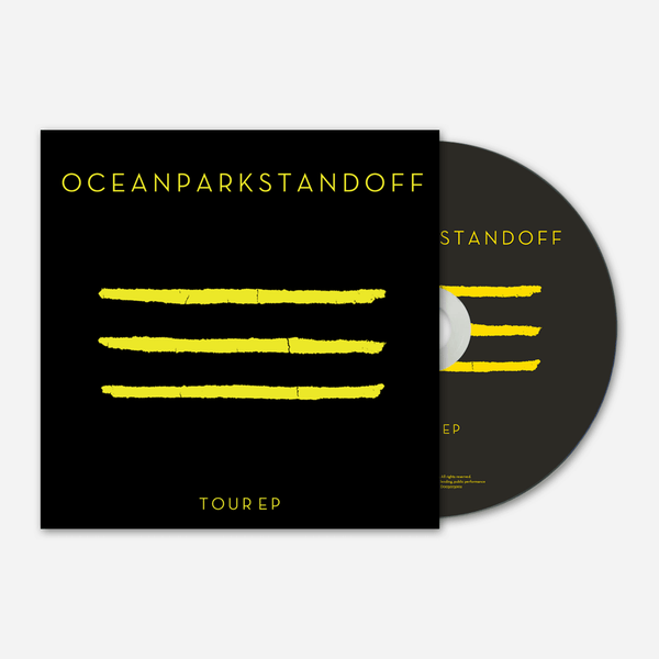 Ocean Park Standoff Tour EP CD by Ocean Park Standoff for sale on hellomerch.com