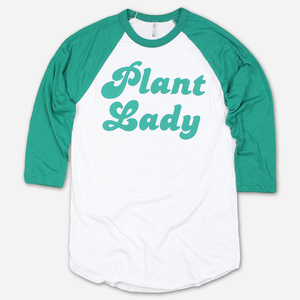 Plant Lady - Green by Oui Fresh for sale on hellomerch.com