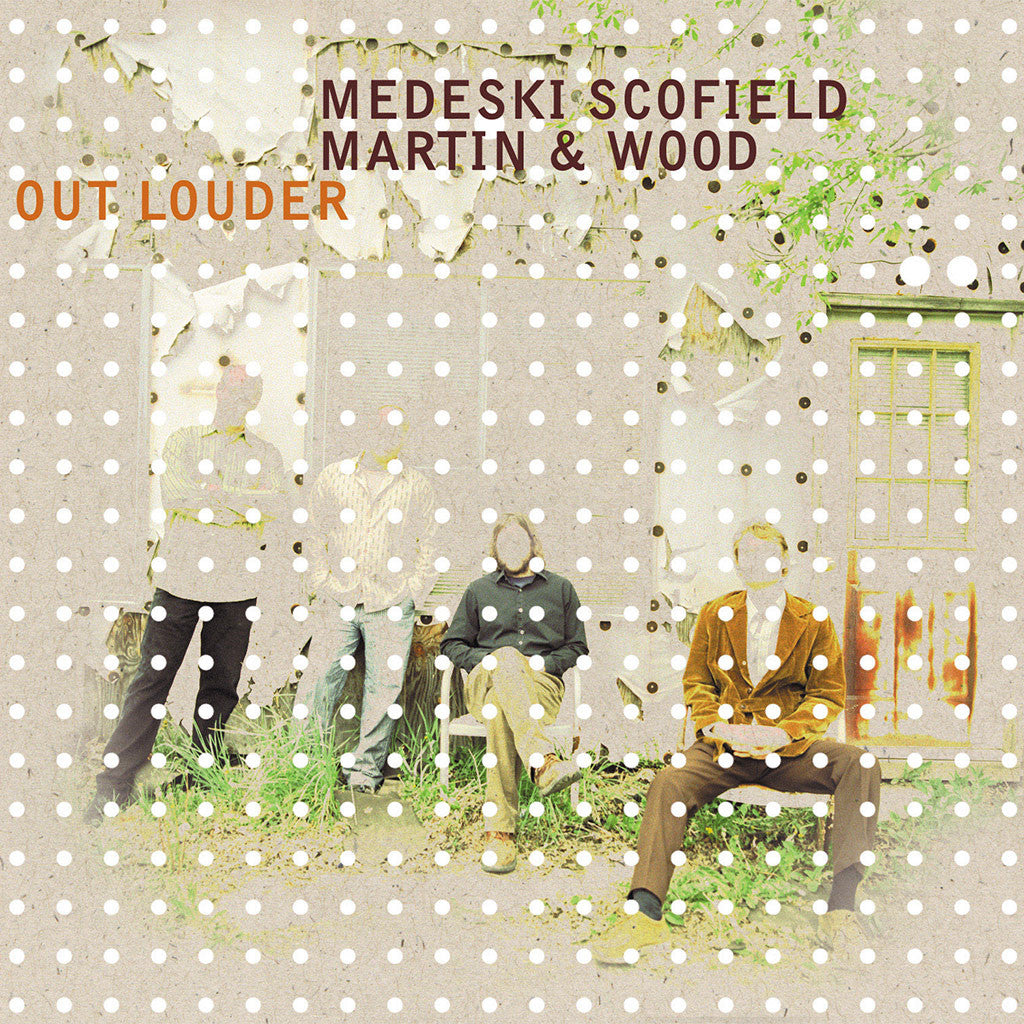 Out Louder CD - Medeski Martin & Wood - Hello Merch
