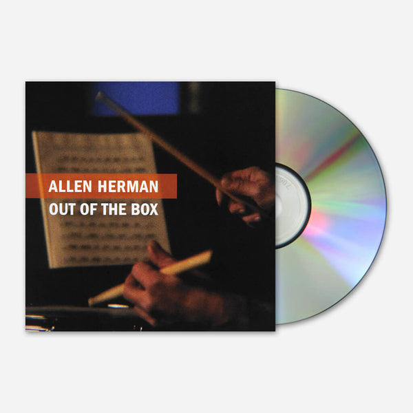 Allen Herman - Out Of The Box CD by Billy Martin for sale on hellomerch.com