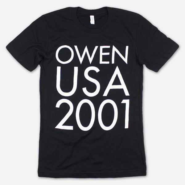 USA T-Shirt by Owen for sale on hellomerch.com