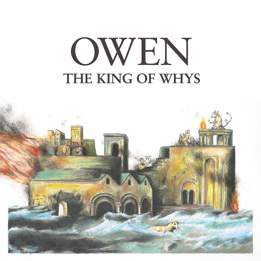 King Of Whys CD - Owen - Hello Merch