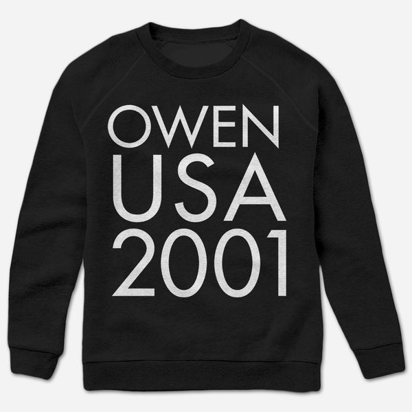 USA Pullover Sweatshirt by Owen for sale on hellomerch.com