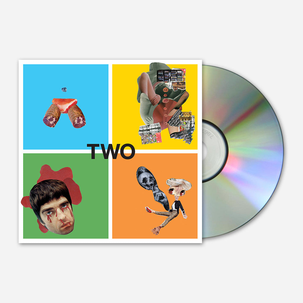 TWO CD - Owls - Hello Merch