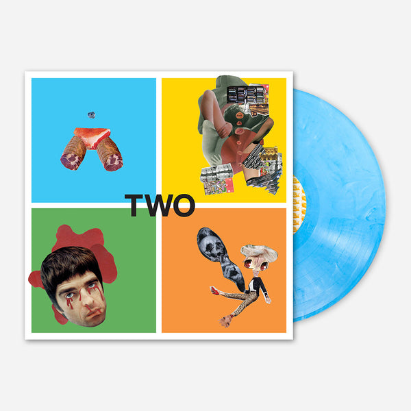 TWO Vinyl by Owls for sale on hellomerch.com