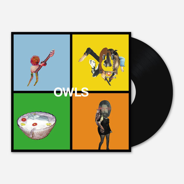 OWLS Vinyl by Owls for sale on hellomerch.com