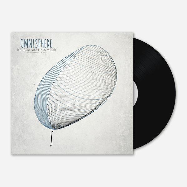 Omnisphere Vinyl by Medeski Martin & Wood for sale on hellomerch.com