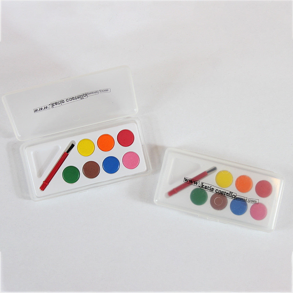 Katie Costello Mini Paint Set - Katie Costello - Hello Merch