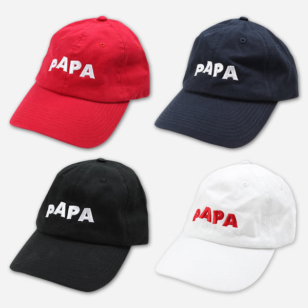 PAPA Embroidered Hats by PAPA for sale on hellomerch.com