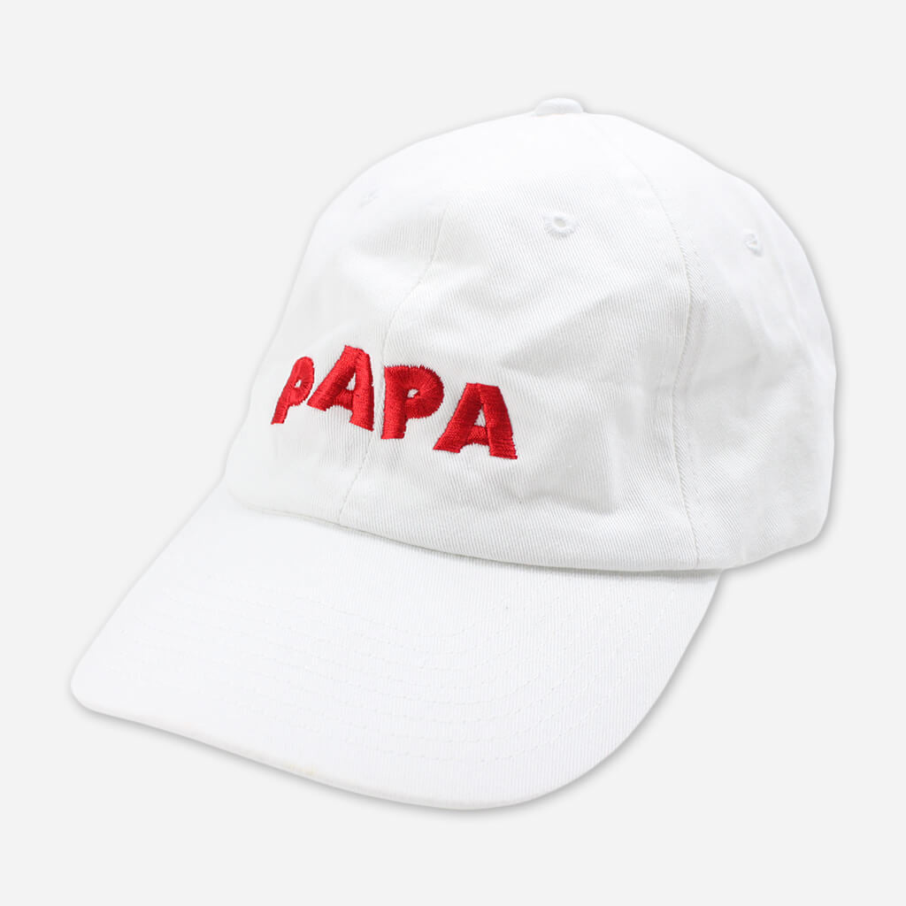 PAPA Embroidered Hats