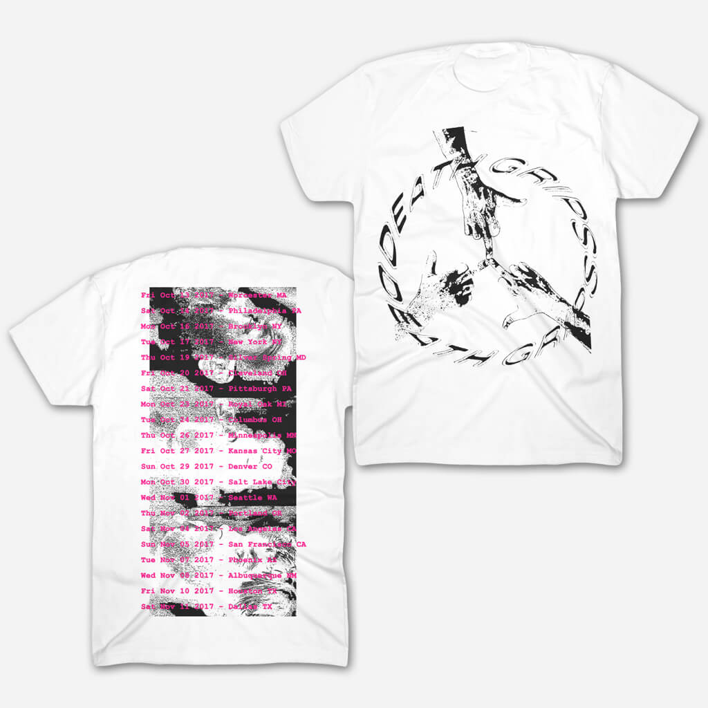 Peace Tour White T-Shirt