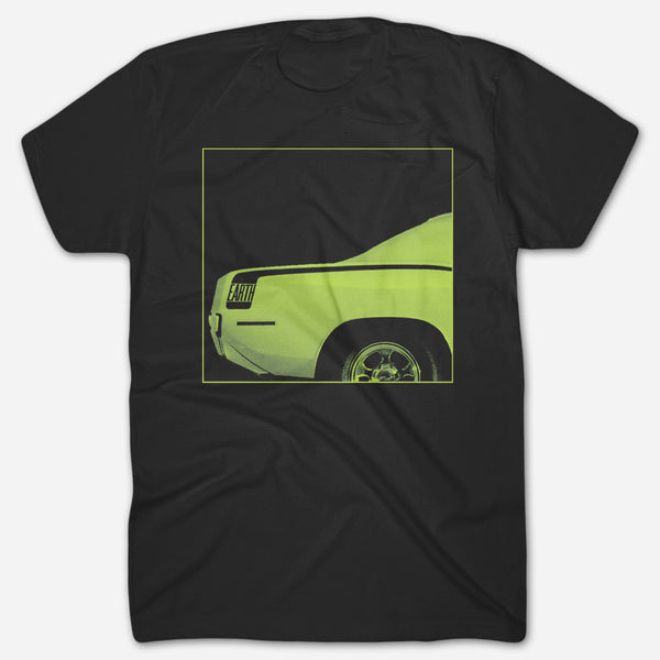 Pentastar Black T-Shirt by Earth for sale on hellomerch.com
