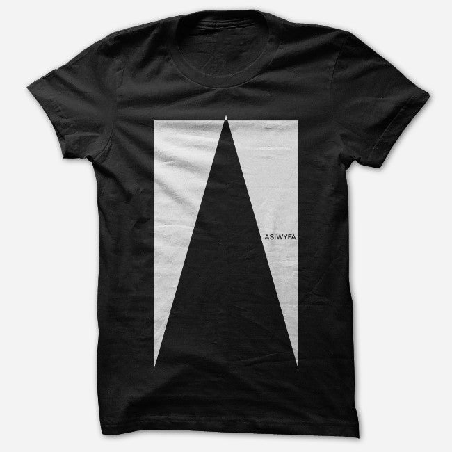 Perspective Black T-Shirt