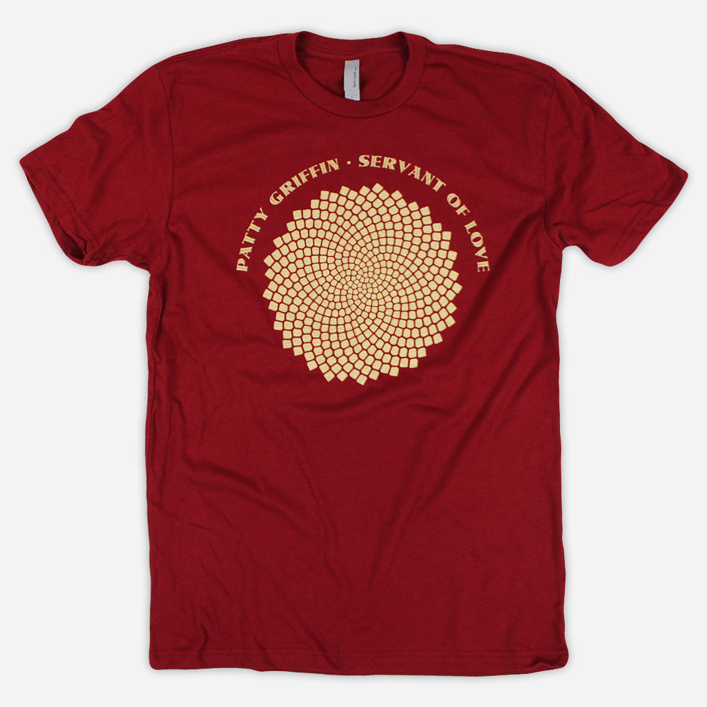 Servant Of Love Cardinal T-Shirt - Patty Griffin - Hello Merch