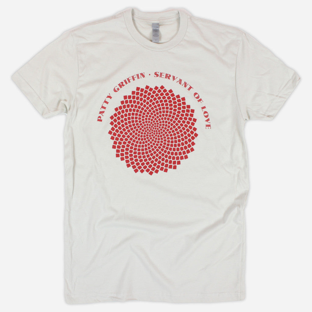 Servant Of Love Sand T-Shirt - Patty Griffin - Hello Merch