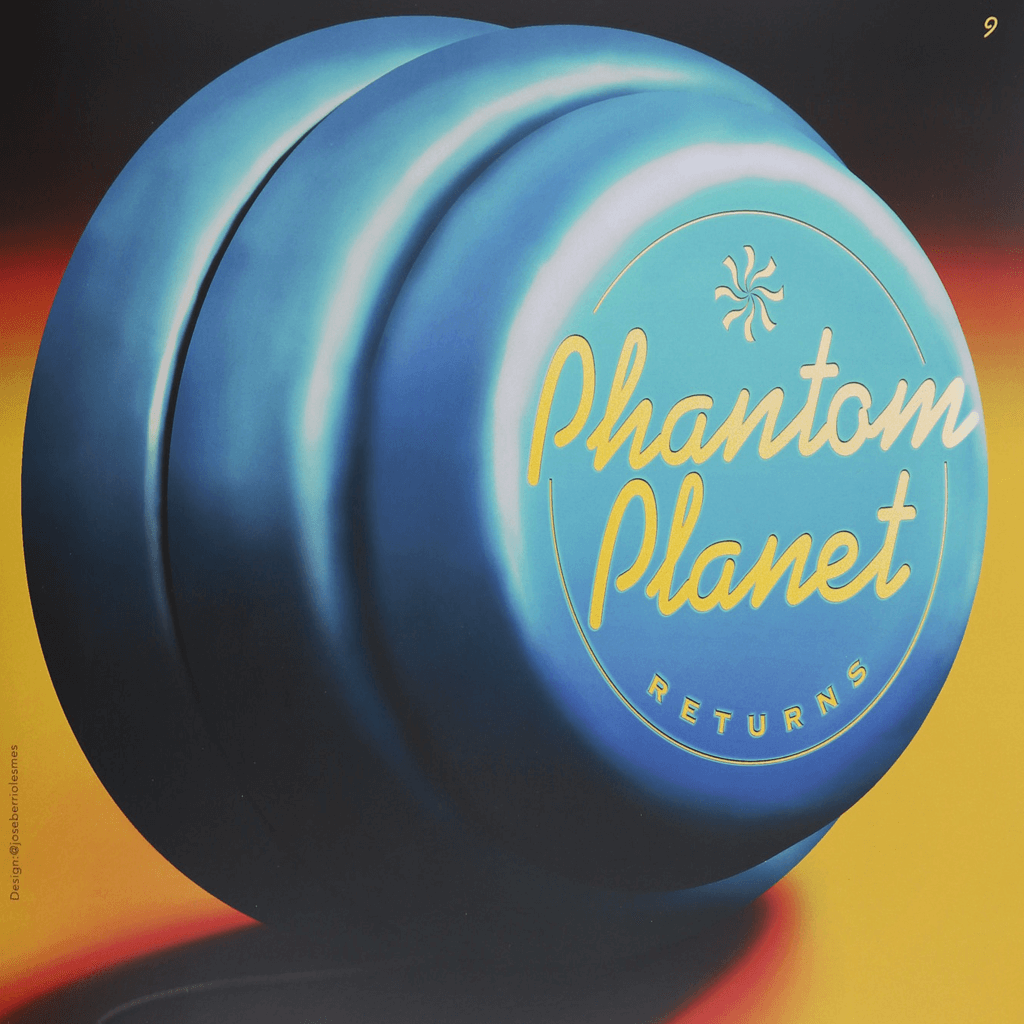 Phantom Planet Returns Show Poster