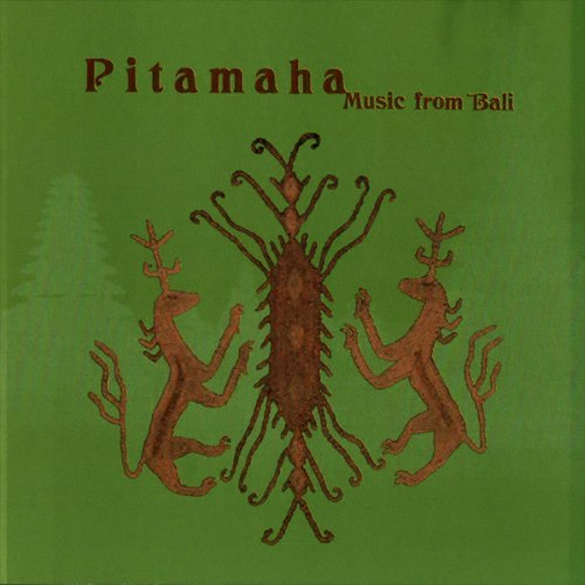 Various Balinese Gamelan Artists - Pitamaha: Music From Bali - Billy Martin - Hello Merch