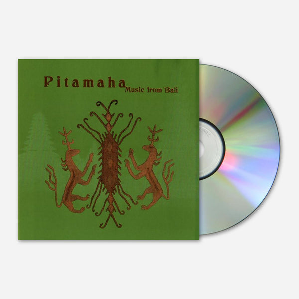 Various Balinese Gamelan Artists - Pitamaha: Music From Bali by Billy Martin for sale on hellomerch.com