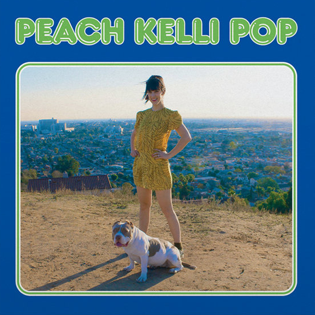 Peach Kelli Pop III LP