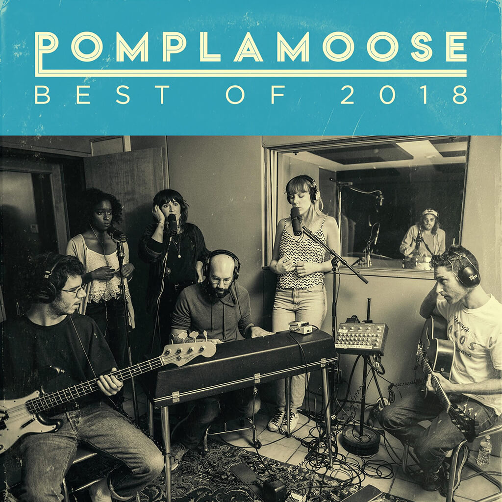 Best Of 2018 CD