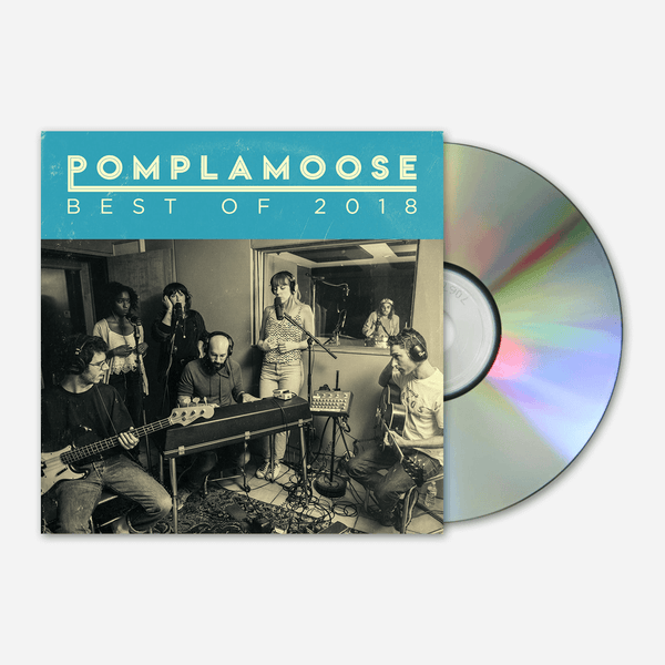 Best Of 2018 CD by Pomplamoose for sale on hellomerch.com
