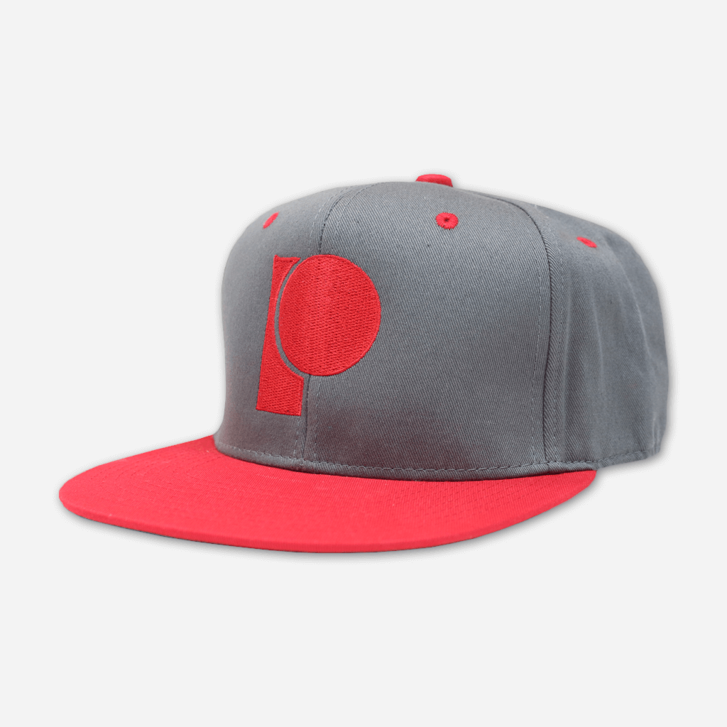 Pomplamoose Embroidered Snapback Hat