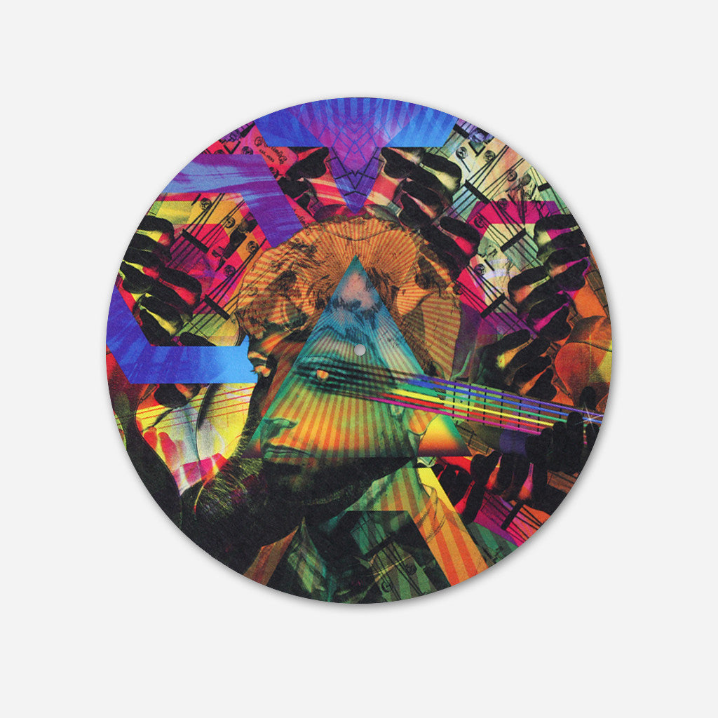 Sonny Kay Vinyl Slipmats - Sargent House - Hello Merch