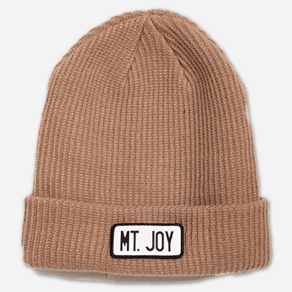 Patch Beanie - Mt. Joy - Hello Merch