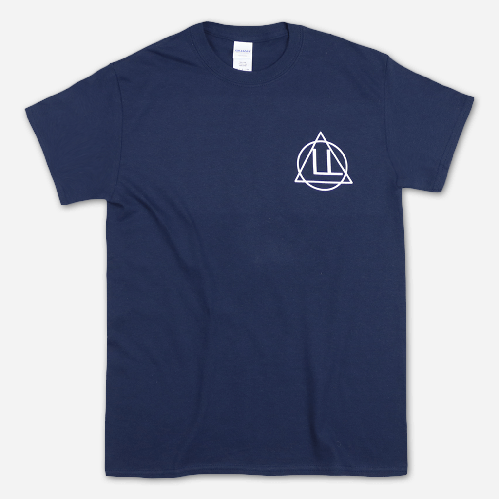 People Pleaser Navy T-Shirt