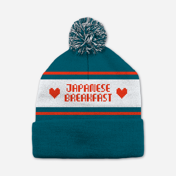 Pom Beanie by Japanese Breakfast for sale on hellomerch.com