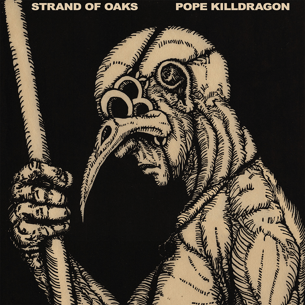 "Pope Killdragon Signed 12"" Vinyl"