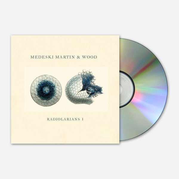 Radiolarians I CD by Medeski Martin & Wood for sale on hellomerch.com