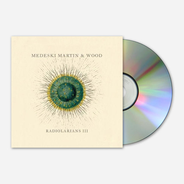 Radiolarians III CD by Medeski Martin & Wood for sale on hellomerch.com
