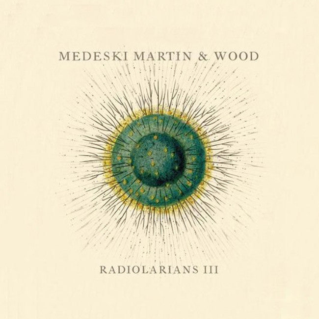 Radiolarians III CD - Medeski Martin & Wood - Hello Merch